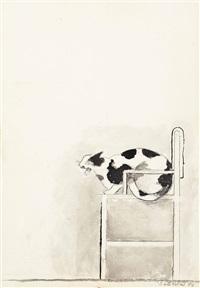 cat by graham sutherland