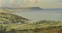 the antrim coast by rowland hill
