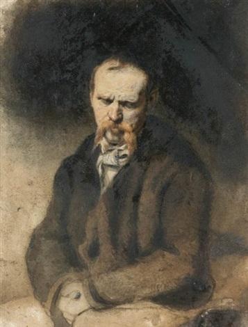 portret mężczyzny by jan kanty ignacy maszkowski