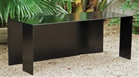 bench or coffee table by arthur silverman