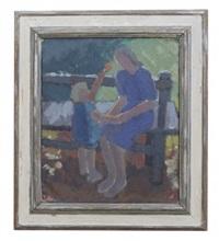 mor och dotter by torsten renqvist