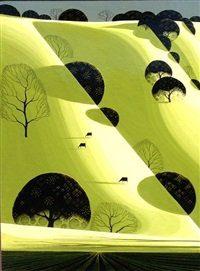 eyvind earle by eyvind earle