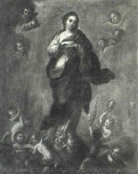 the assumption of the virgin mary by miguel alonso de tovar