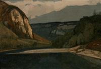 les falaises by henry grosjean