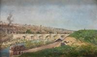 puente de toledo by agustin lhardy garrigues