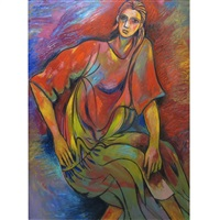 Seated Woman, 1994