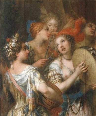 concert fragment by andrea celesti