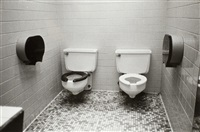 2 toilets by zoe leonard