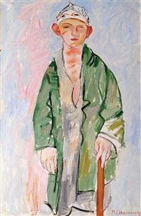 boy from jerusalem by pinchas litvinovsky