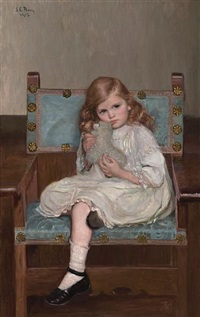 my lamb by lilla cabot perry