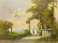 il giardino fiorito by mario gachet