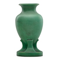 baluster vase by teco