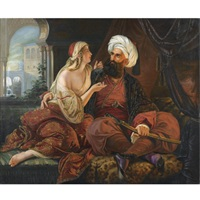 the pasha's favourite (ali pasha and kira vassiliki) by paul emil jacobs