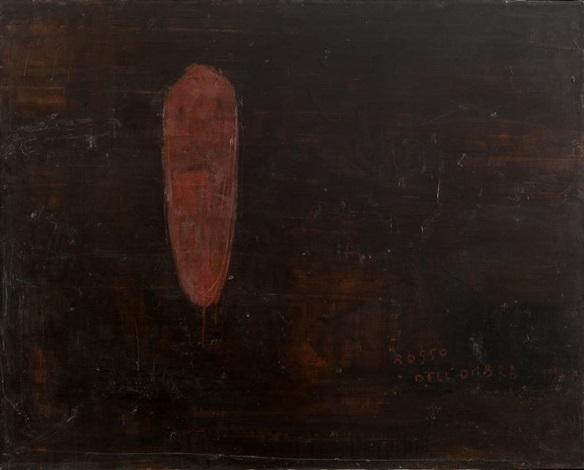 rosso nellombra by piero pizzi cannella