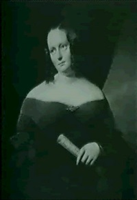 portrait of an opera singer by joseph weber