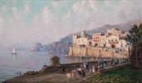 marina di torre del greco by nicolo de corsi