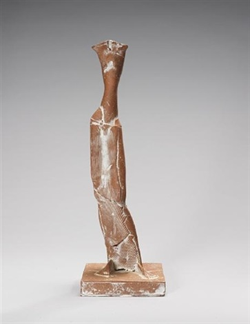a standing female form by mo jupp