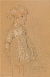 portrait de reine by louis icart