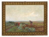 harvest by anton hans karlinsky