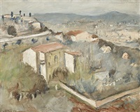 the hillside by lloyd frederic rees