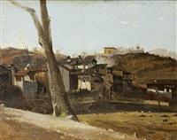 paesaggio by silvio allason