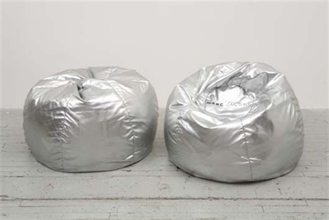 pair of bean bags by marc jacobs