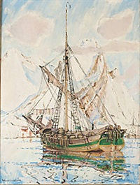 skepp i lofoten by rikard lindström