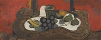 les fruits sur la table by georges braque