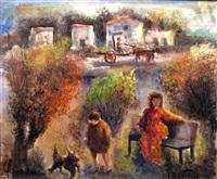 in the village by albert goldman