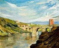 puente de alcántara by karolyi