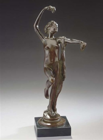dancing nymph by mabel viola harris conkling
