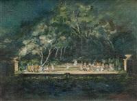 le théâtre sylvain by marius barthalot