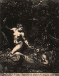 alpheus and arethusa by john faber the elder