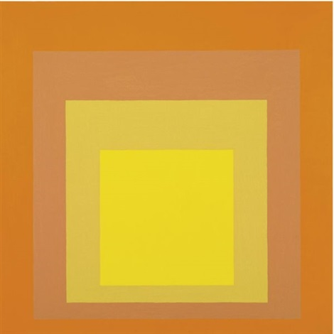 homage to the square joy by josef albers