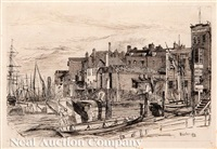 thames police by james abbott mcneill whistler