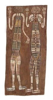 male and female figures by jimmy mijau mijau