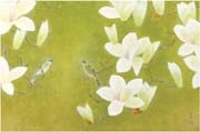 scene in spring by shoko uemura