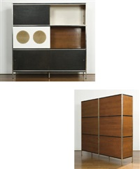 esu cabinet by george nelson and charles eames