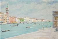 veduta di venezia by renzo rigotto