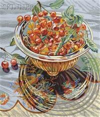 cerises by janet fish