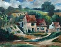 paysage by servando del pilar