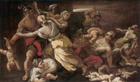 the massacre of the innocents by giuseppe simonelli