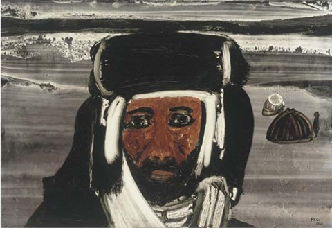 a bedouin by charles s pic higgins