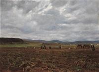 landschaft by rudolf böttger