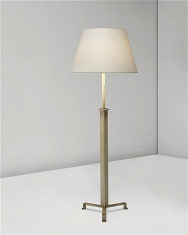 floor lamp by paul dupré lafon