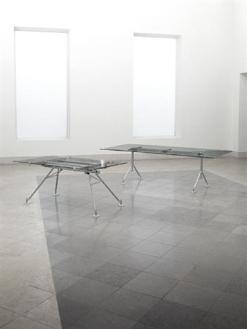 table from the renault distribution centre by lord norman foster