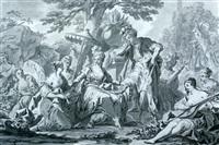 hommage à la sultane by pierre joseph charles le mettais