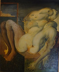 les cavernes de l'inconscience by popovitch ljuba ljuba