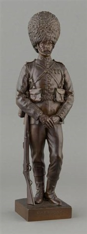grenadier by george edward wade