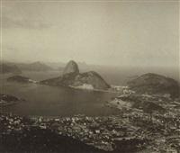 a panorama of rio de janeiro by huberti & baer